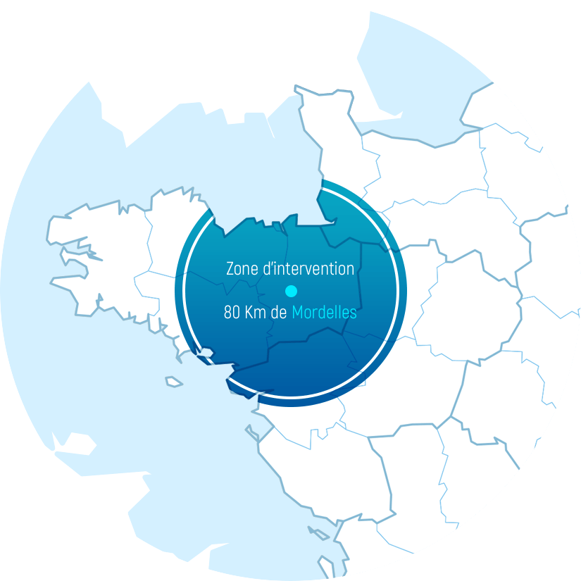 carte zone intervention akelec